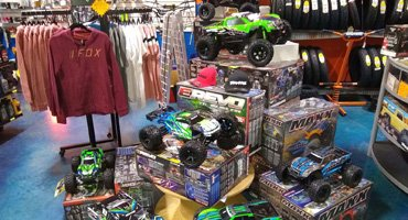 Fandacycle Professional Gear and Apparel in Columbia MO Traxxas Products